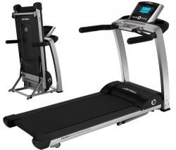 Life Fitness F3 Advanced loopband Gebruikt