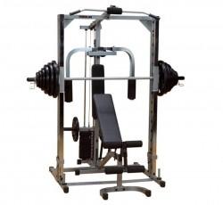 Powerline Smith Machine Full Package