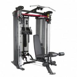 Inspire FT2 Functional Trainer   incl. halterbank