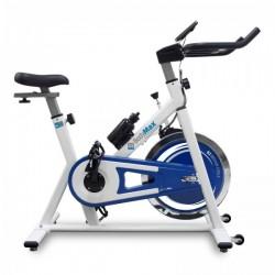 Bodymax B2 Indoor Cycle Wit met LCD scherm