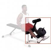 Body-Solid GLDA1 Uitbreiding Krachtstation Leg Extensions