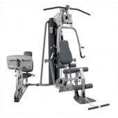 LifeFitness Gym System G4 Krachtstation + Leg press